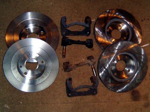 Big brake conversion with discs for Mazda MX-5 1.6 mk1